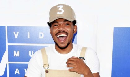 Chance the Rapper – Disrupts Music Industry Standards