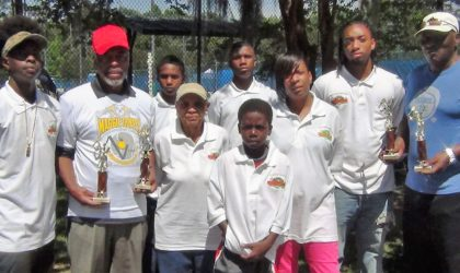 Journey to Re-establish Tuskegee Community Tennis Club