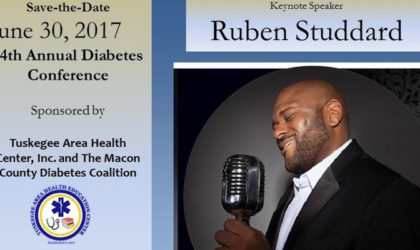 Ruben Studdard is Coming to Town