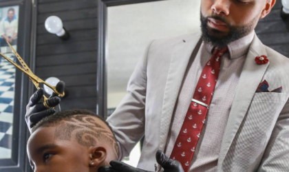 Tuskegee Barbers Giving FREE Haircuts At Back to School Bash