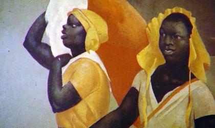 Ronald McDowell Extends History Through Art