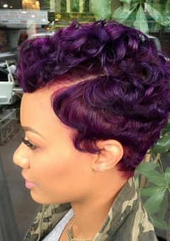 8 Curly Pixie Hairstyle For Black Women Echoboom Tuskegee
