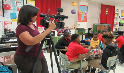 WSFA Visits Tuskegee for firsthand look at STEM Learning