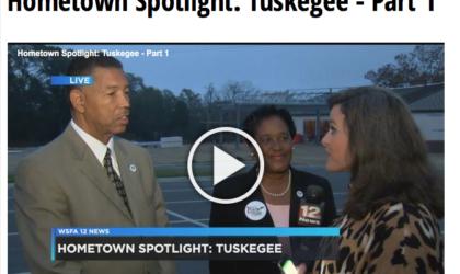 Tuskegee Shines on WSFA