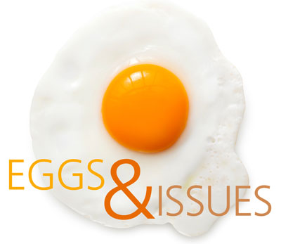 Chamber Hosts Eggs & Issues
