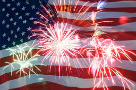 Happy 4th of July Weekend!
