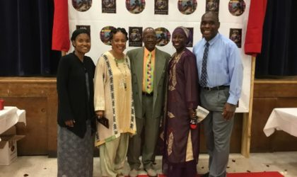 Bibs and Blankets International Presents Awards