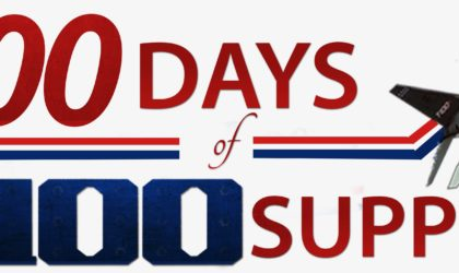 100 Days of T-100 Support