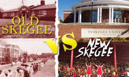 """""""Old"""" Skegee versus """"New"""" Skegee"""