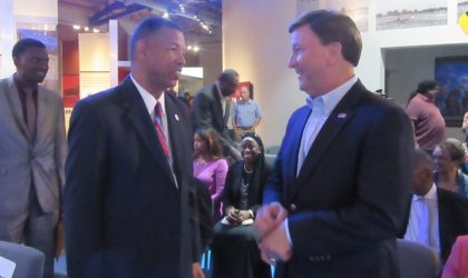 Congressman Mike Rogers is on Team T-100 Tuskegee