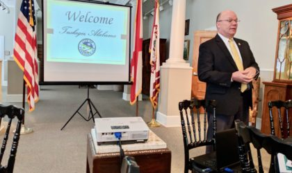 Thomasville Fact-Finding Mission